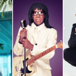 Nile Rodgers Chic Stefflon Don Craig David Sober