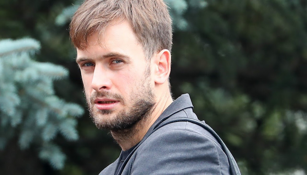 Pussy Riot's Peter Verzilov possibly poisoned police court