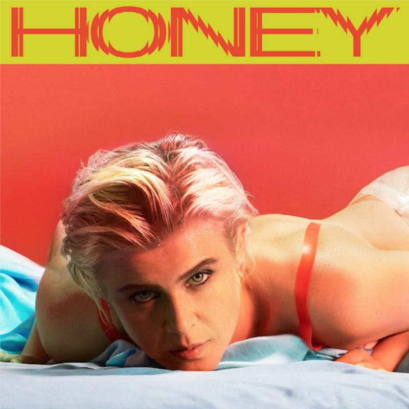 robyn honey album artwork Top 50 Albums of 2018