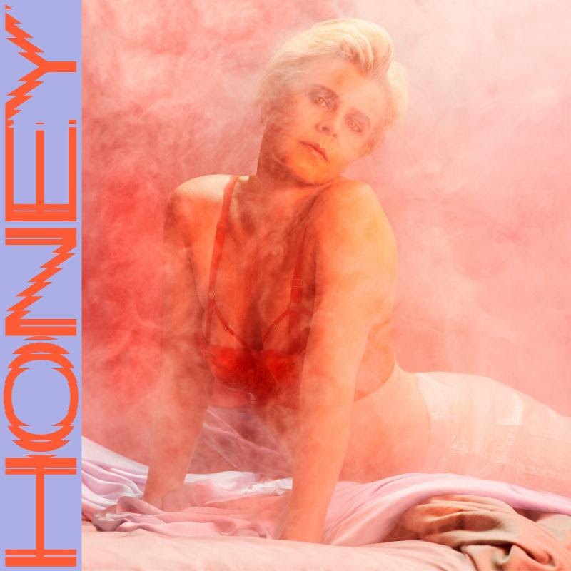 Robyn Honey Single Artwork
