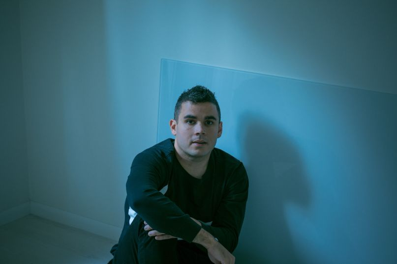 "Stream Rostam ""In a River"""