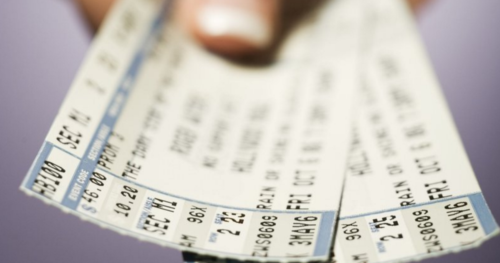 Ticketmaster launches $25 or less ticket promo