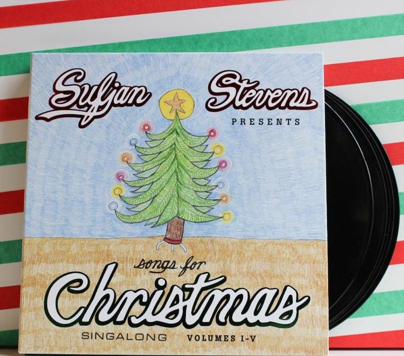 screen shot 2018 09 14 at 3 14 55 pm Sufjan Stevens to reissue Songs for Christmas on vinyl for the first time