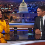 MIA The Daily Show with Trevor Noah MATANGI / MAYA / M.I.A.