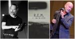 Thom Yorke, Michael Stipe, photos by Heather Kaplan and Ben Kaye