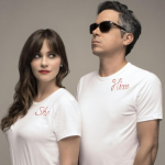 She & Him Zooey Deschanel M. Ward Christmas Concert Tour