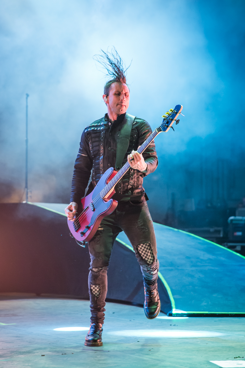 Shinedown's Eric Bass