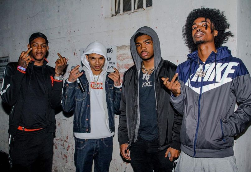 SOB X RBE Gangin II Breakup Made It