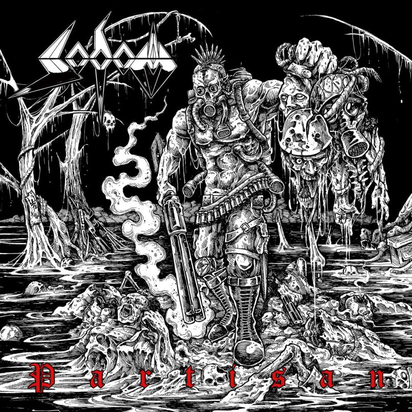 German thrash veterans Sodom announce new EP, solidify band