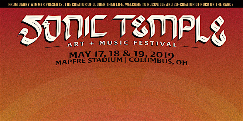 New festival Sonic Temple to replace Rock on the Range in