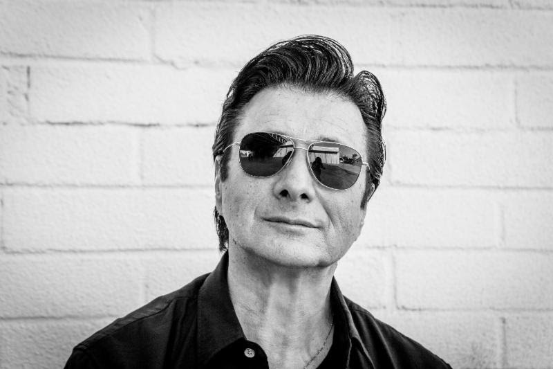 Steve Perry, photo by Myriam Santos