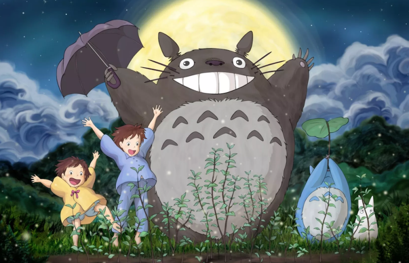 Studio Ghibli vinyl reissue soundtrack