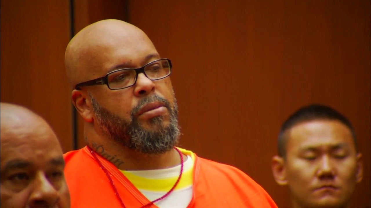 Suge Knight is going to prison