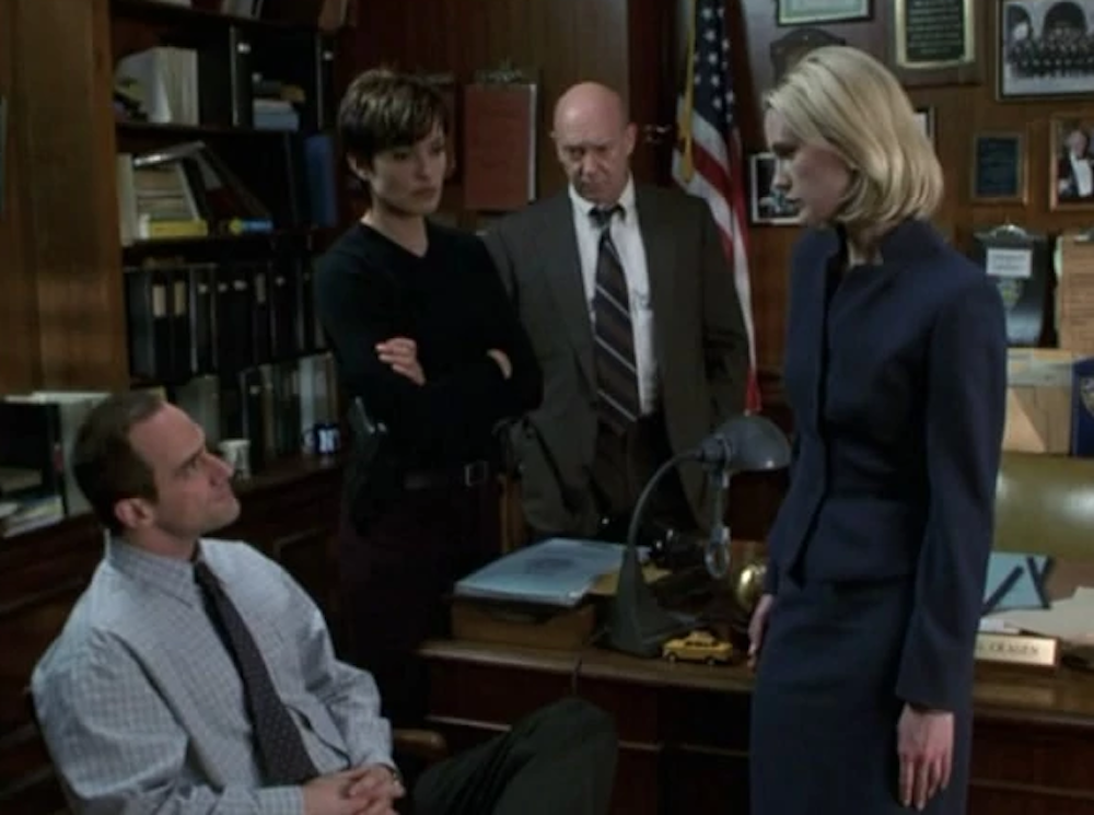 svu 2000s For 20 Years, Law & Order: SVU Has Given a Voice to a Silenced Transgender Community