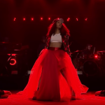 Teyana Taylor Gonna Love Me:Rose in Harlem Medley JImmy Fallon The Tonight Show