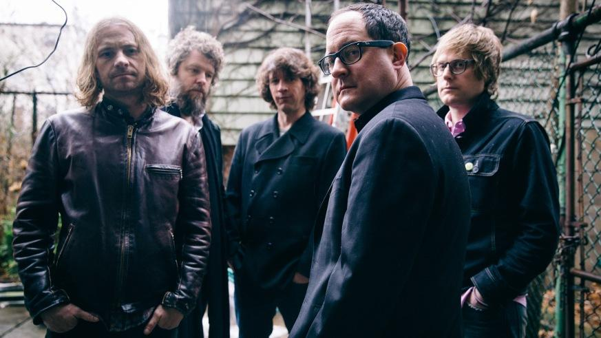 The Hold Steady Single Bandcamp Streaming Confusion in the Marketplace T-Shirt Tux