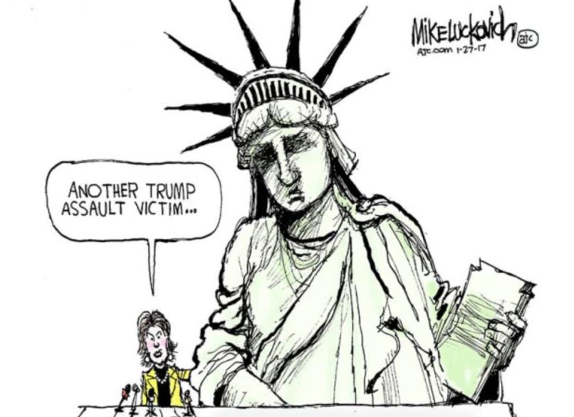 Trump Civil Liberties