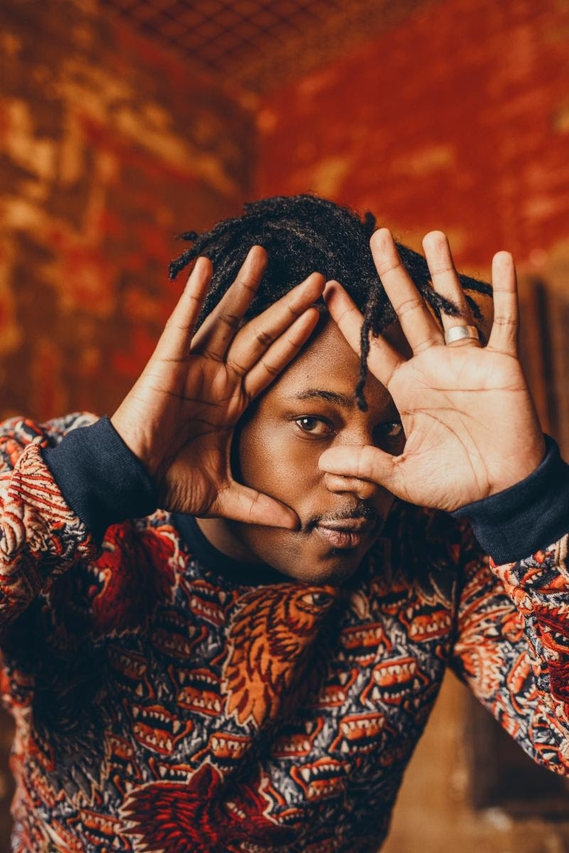 Open Mike Eagle what happens when i try to relax oct 19