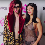 "Watch Troye Sivan and Charli XCX in ""1999"" music video"
