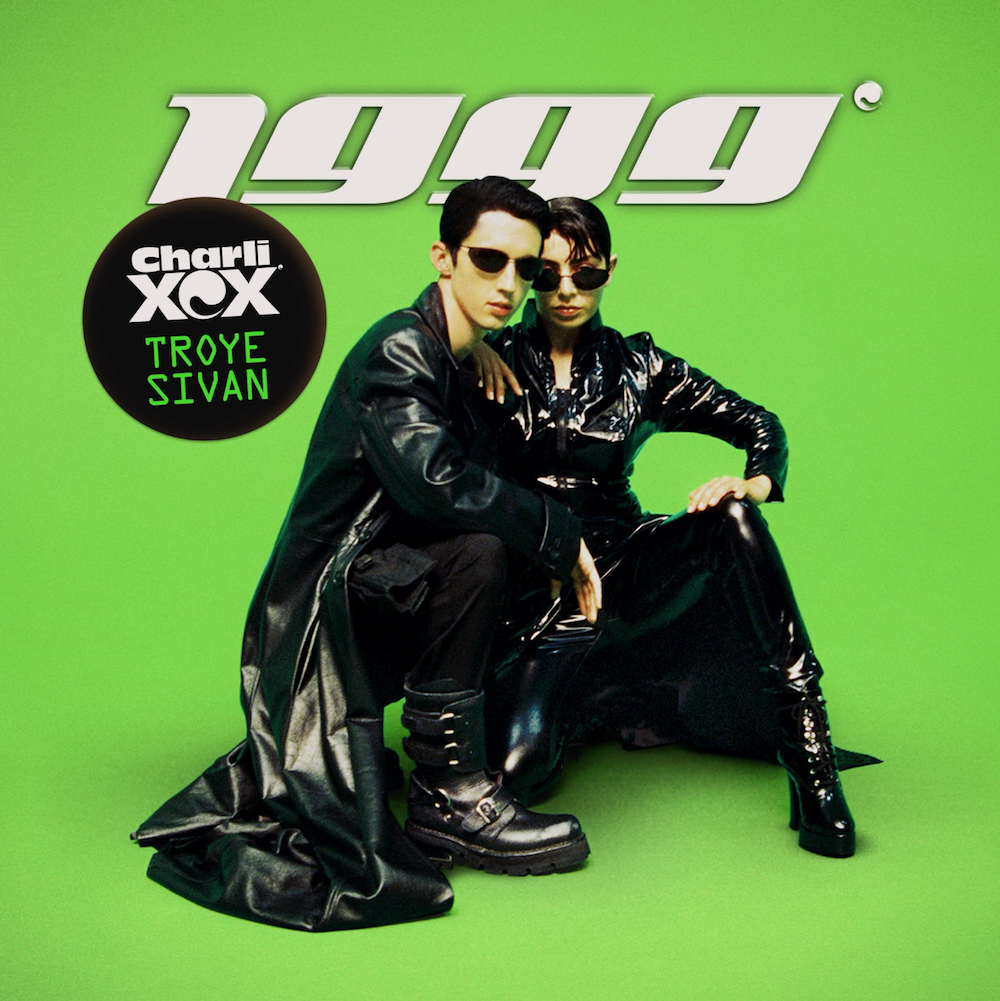 1999 troye sivan charli stream Charli XCX and Troye Sivan join forces on new song 1999: Stream