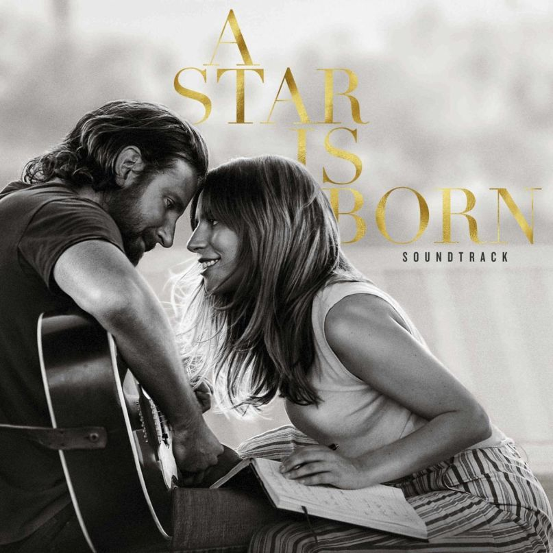 A Star is Born soundtrack Gaga Bradley Cooper