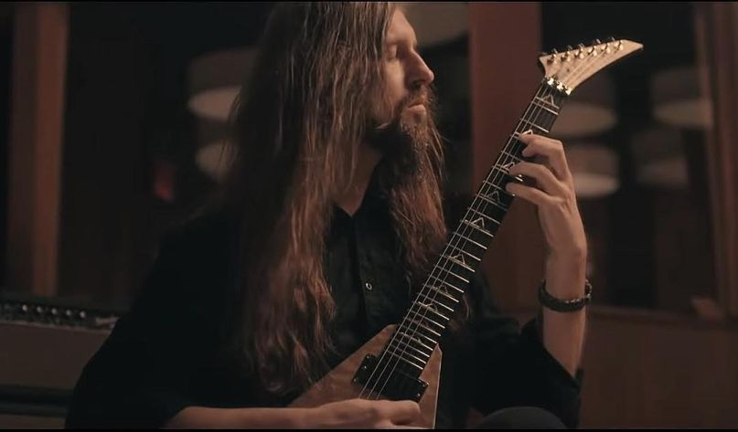 Oli Herbert of All That Remains