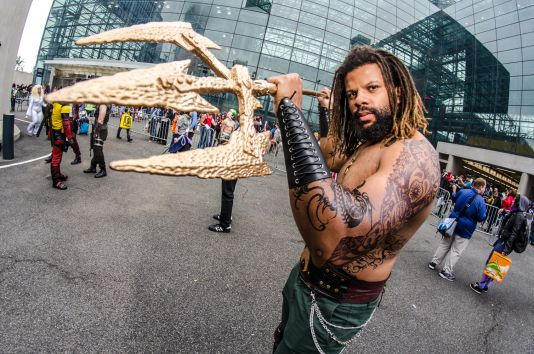Aquaman New York Comic Con 2018 Ben Kaye-129