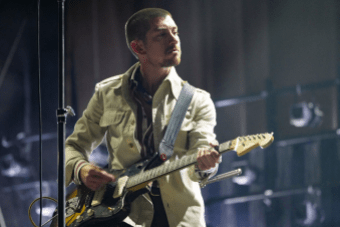 Arctic Monkeys, Austin City Limits 2018, photo by Amy Price