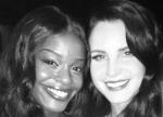 Azealia Banks and Lana Del Rey