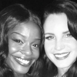 Azealia Banks and Lana Del Rey