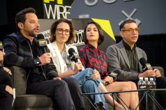 Big Mouth Nick Kroll Jessi Klein Jenny Slate Fred Armisen New York Comic Con 2018 Ben Kaye