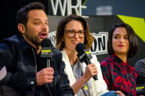 Big Mouth Nick Kroll Jessi Klein Jenny Slate New York Comic Con 2018 Ben Kaye