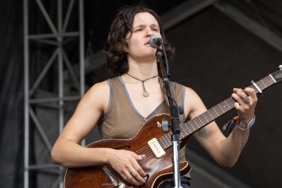 Big Thief, Austin City Limits 2018, photo by Amy Price