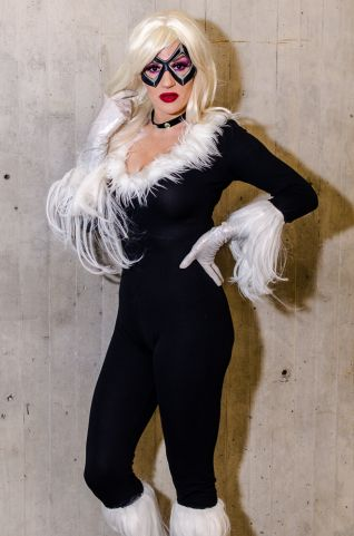Black Cat New York Comic Con 2018 Ben Kaye-2