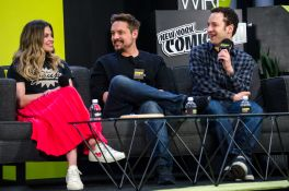 Boy Meets World Danielle Fishel Will Friedle Ben Savage New York Comic Con 2018 Ben Kaye-62
