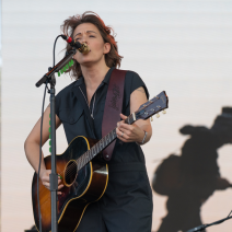 Brandi Carlisle, Austin City Limits 2018, photo by Amy Price