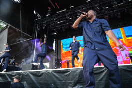 BROCKHAMPTON, Austin City Limits 2018, photo by Amy Price