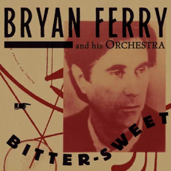bryan ferry bitter sweet album artwork