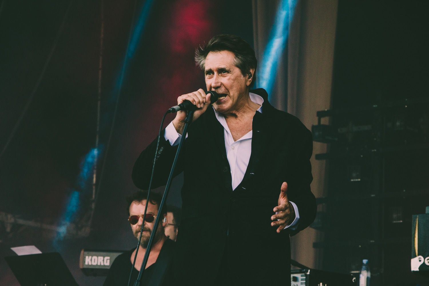bryan ferry bitter sweet solo album