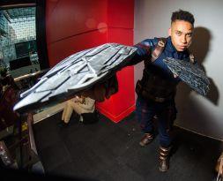 Captain America Infinity War New York Comic Con 2018 Ben Kaye-7
