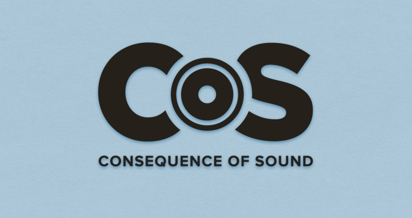 Consequence of Sound logo