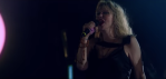 "Courtney Love plays ""Celebrity Skin"" with 1,500 musicians"