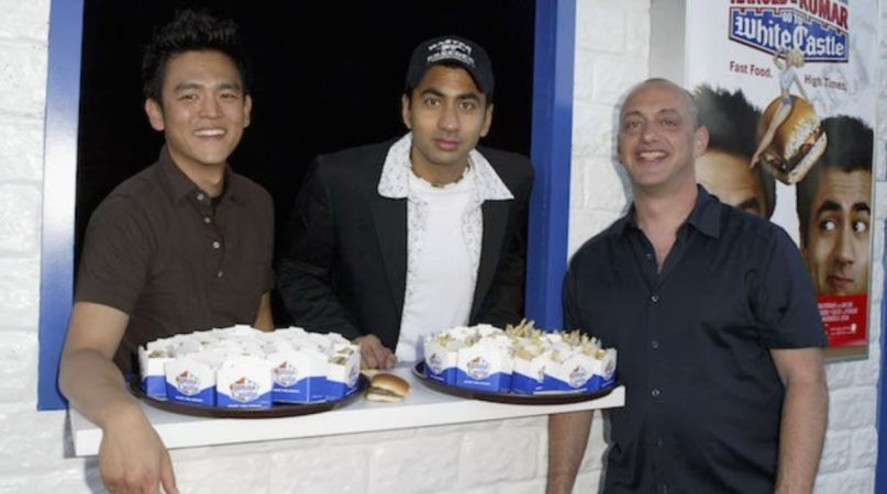 Danny Leiner of Harold & Kumar
