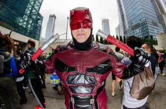 Daredevil New York Comic Con 2018 Ben Kaye-135