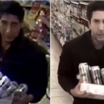 David Schwimmer and his lawbreaking look-a-like
