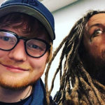 Ed Sheeran and Korn's Brian Head Welch