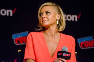Eliza Coupe New York Comic Con 2018 Ben Kaye-1