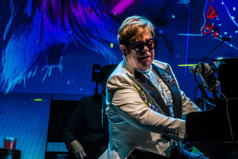 elton john 76 lior phillips Live Review: Elton John Says Goodbye to Chicago With Tears, Memories, and Jams (10/26)