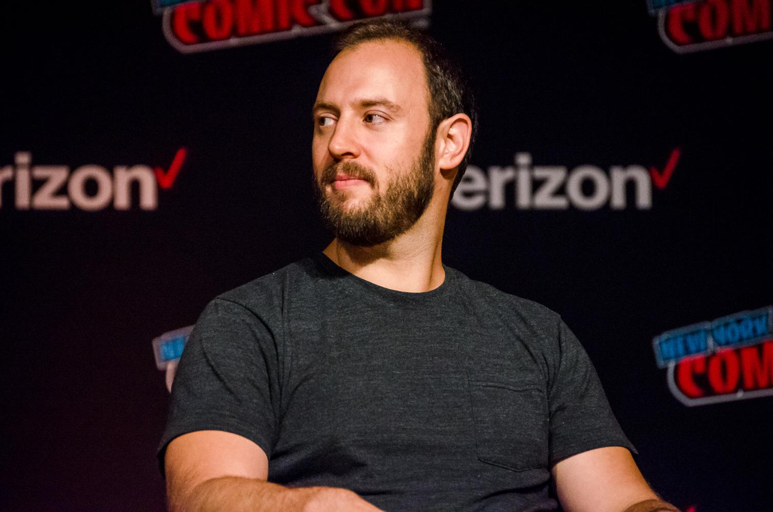 Evan Goldberg New York Comic Con 2018 Ben Kaye-1