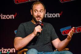 Evan Goldberg New York Comic Con 2018 Ben Kaye-2